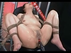 Tied UP Asian Extreme Toys