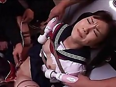 japanese School girl BDSM 01