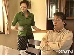 Haruka Tsuji in My Mother Fuck My Husband