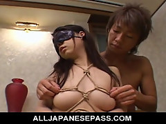 Yuka Osawa is bound