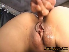 yuka matsushita fucked and fingered by two guys