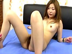 Shiho Kanou in blowjob for creampie